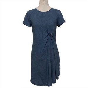 Anthropologie Twist Front Dress